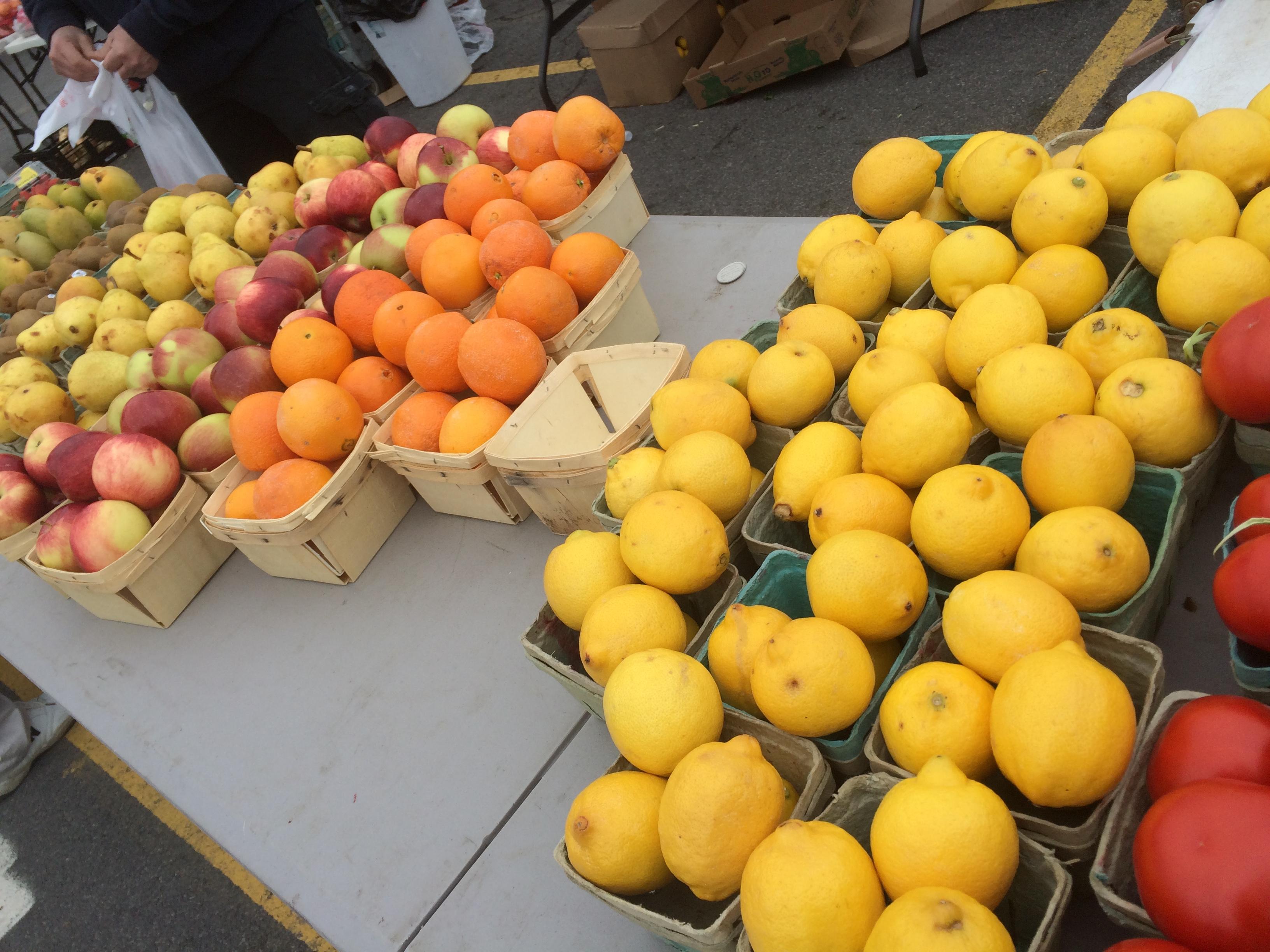 produce at CNY Regional Market