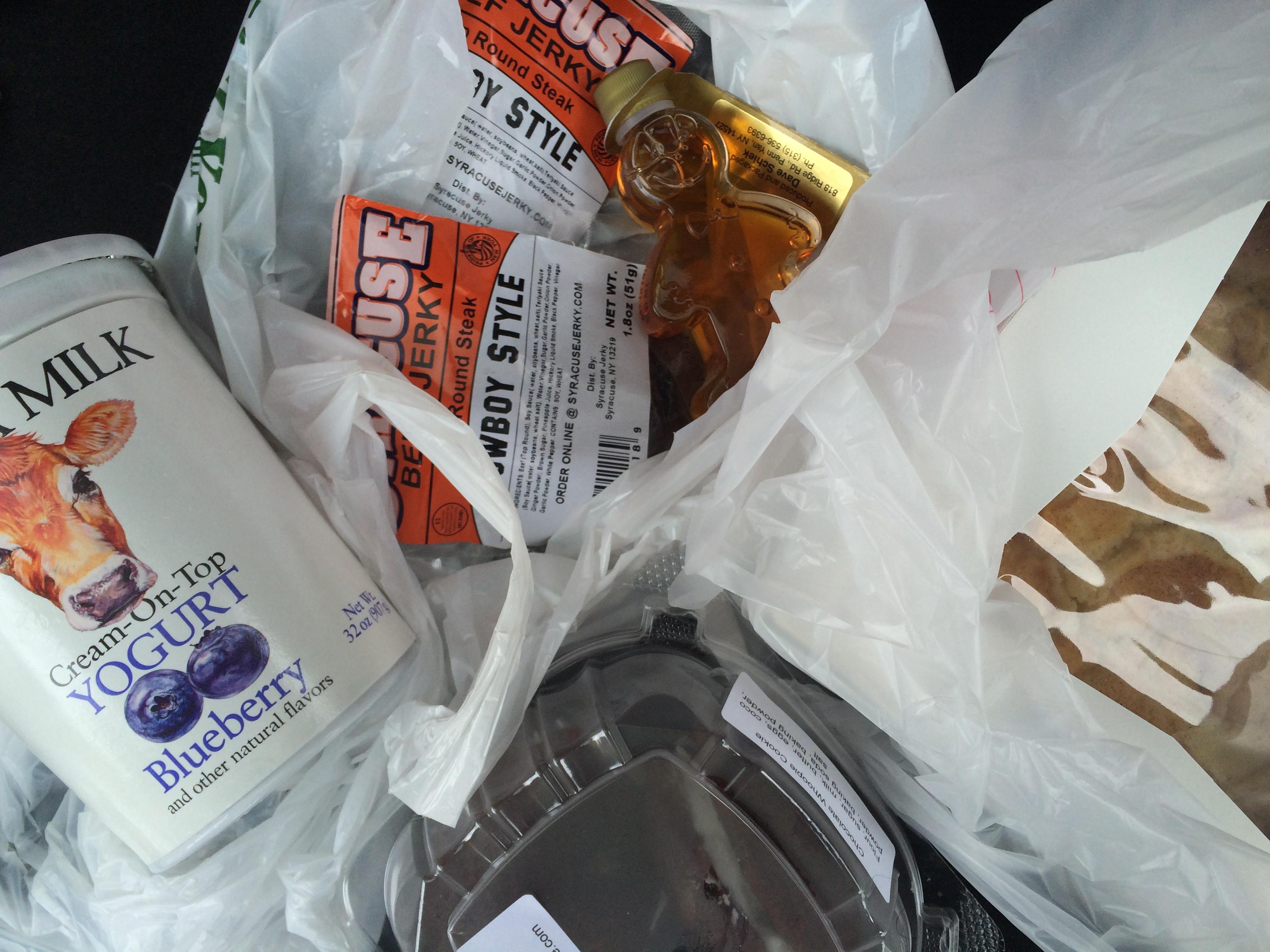shared food